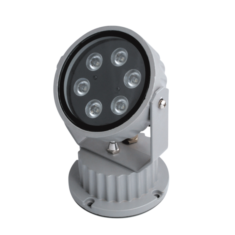 RGB 6W DC12v led lights