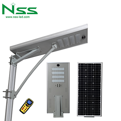 60w outdoor solar lighting